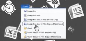MK-ingénierie présente M-Files