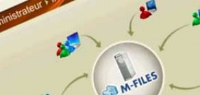 M-Files : interface administrateur